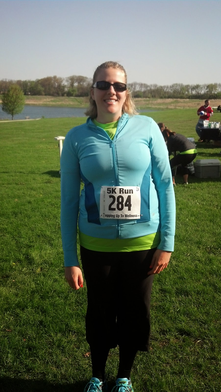 Learning to Run and Completing a 5k | ThirtysomethingSarah